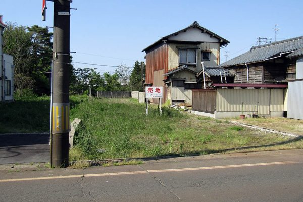 阿賀野市中心部で宅地2ヶ所販売を開始